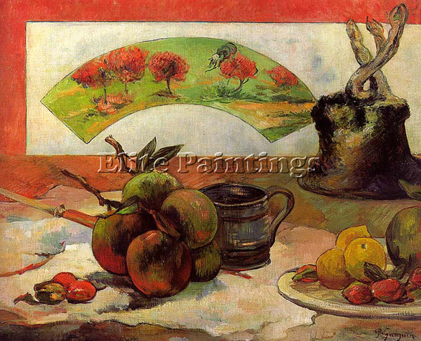 PAUL GAUGUIN GAUG18 ARTIST PAINTING REPRODUCTION HANDMADE CANVAS REPRO WALL DECO