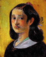PAUL GAUGUIN GAUG26 ARTIST PAINTING REPRODUCTION HANDMADE CANVAS REPRO WALL DECO
