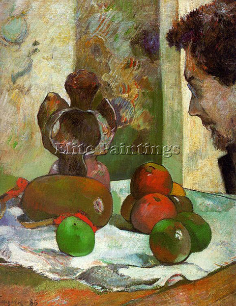 PAUL GAUGUIN GAUG31 ARTIST PAINTING REPRODUCTION HANDMADE CANVAS REPRO WALL DECO