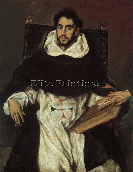 EL GRECO GRECO15 ARTIST PAINTING REPRODUCTION HANDMADE OIL CANVAS REPRO WALL ART