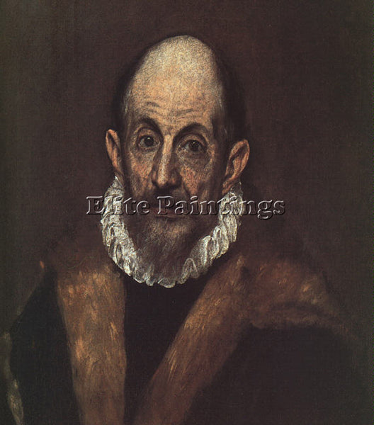 EL GRECO GRECO22 ARTIST PAINTING REPRODUCTION HANDMADE OIL CANVAS REPRO WALL ART