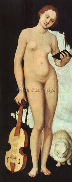 HANS BALDUNG GRIEN GRIE22 ARTIST PAINTING REPRODUCTION HANDMADE OIL CANVAS REPRO