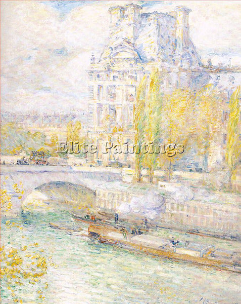 CHILDE HASSAM HASS30 ARTIST PAINTING REPRODUCTION HANDMADE OIL CANVAS REPRO WALL