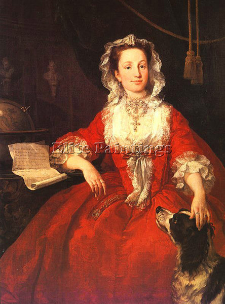 WILLIAM HOGARTH HOGA7 ARTIST PAINTING REPRODUCTION HANDMADE OIL CANVAS REPRO ART