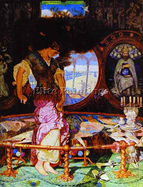 WILLIAM HOLMAN HUNT HUNT13 ARTIST PAINTING REPRODUCTION HANDMADE OIL CANVAS DECO