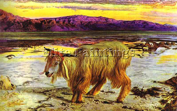 WILLIAM HOLMAN HUNT HUNT19 ARTIST PAINTING REPRODUCTION HANDMADE OIL CANVAS DECO