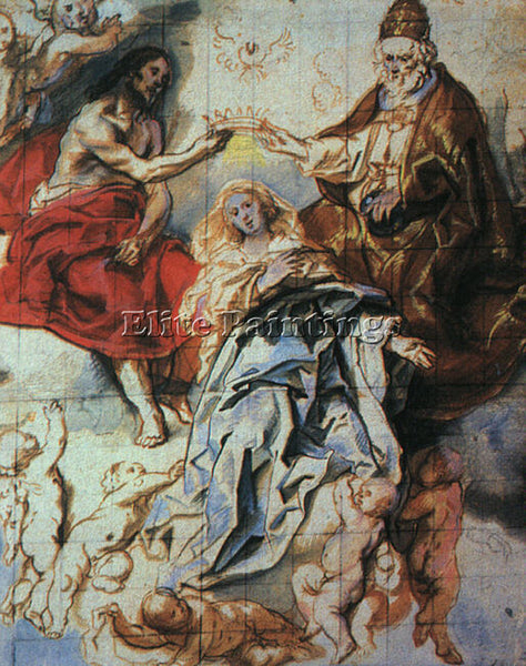 JACOB JORDAENS JORDA10 ARTIST PAINTING REPRODUCTION HANDMADE CANVAS REPRO WALL
