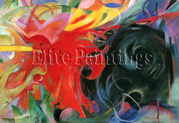 FAMOUS PAINTINGS CAUSTIC FORMS ARTIST PAINTING REPRODUCTION HANDMADE OIL CANVAS