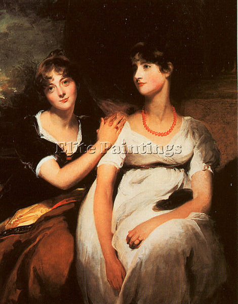 THOMAS LAWRENCE LAWR1 ARTIST PAINTING REPRODUCTION HANDMADE OIL CANVAS REPRO ART