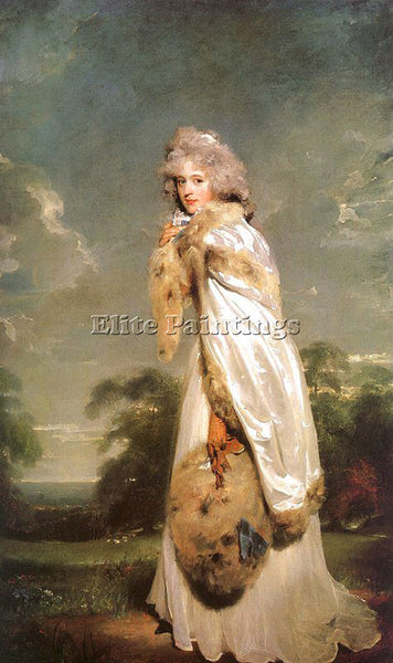 THOMAS LAWRENCE LAWR2 ARTIST PAINTING REPRODUCTION HANDMADE OIL CANVAS REPRO ART