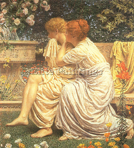 MOORE ALBERT JOSEPH MAJ28 ARTIST PAINTING REPRODUCTION HANDMADE OIL CANVAS REPRO
