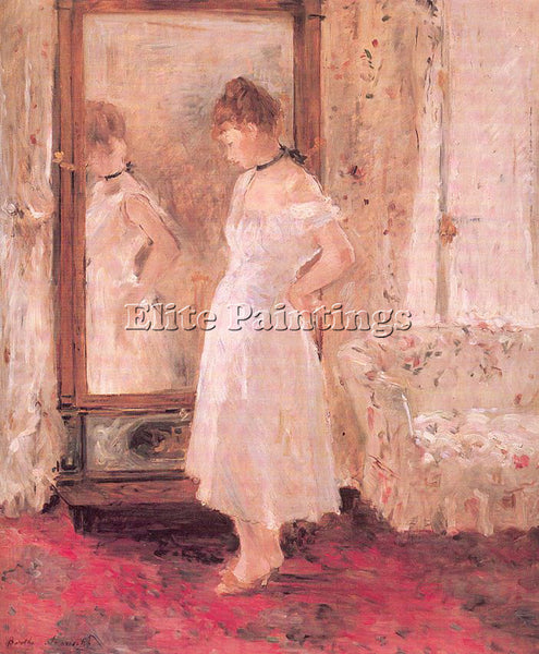 BERTHE MORISOT MOR19 ARTIST PAINTING REPRODUCTION HANDMADE OIL CANVAS REPRO WALL