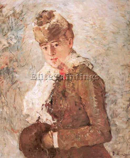 BERTHE MORISOT MOR21 ARTIST PAINTING REPRODUCTION HANDMADE OIL CANVAS REPRO WALL