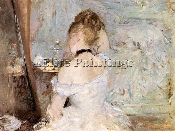 BERTHE MORISOT MOR22 ARTIST PAINTING REPRODUCTION HANDMADE OIL CANVAS REPRO WALL