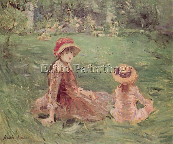 BERTHE MORISOT MOR30 ARTIST PAINTING REPRODUCTION HANDMADE OIL CANVAS REPRO WALL