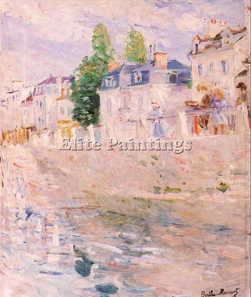 BERTHE MORISOT MOR31 ARTIST PAINTING REPRODUCTION HANDMADE OIL CANVAS REPRO WALL