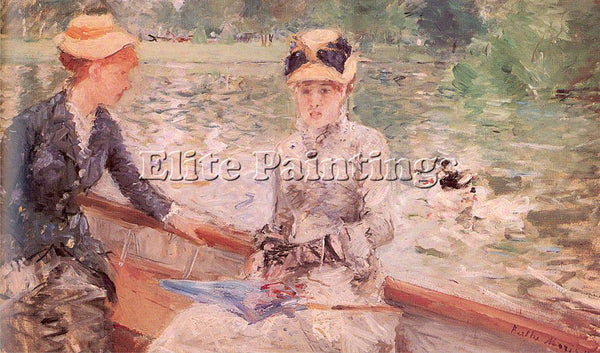 BERTHE MORISOT MOR33 ARTIST PAINTING REPRODUCTION HANDMADE OIL CANVAS REPRO WALL