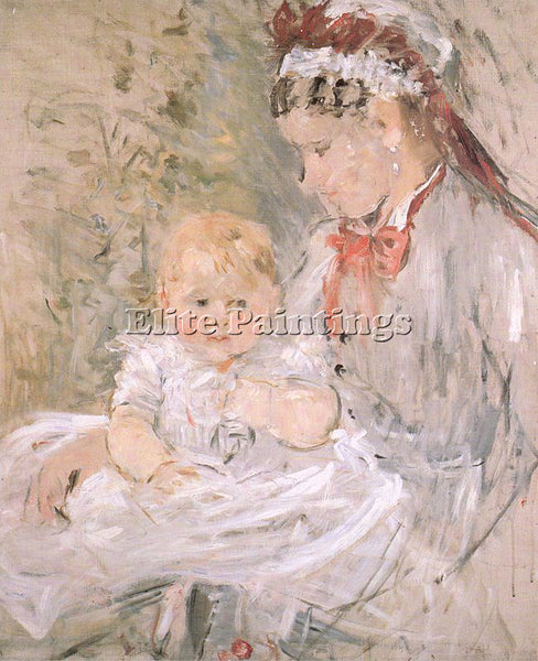 BERTHE MORISOT MOR38 ARTIST PAINTING REPRODUCTION HANDMADE OIL CANVAS REPRO WALL