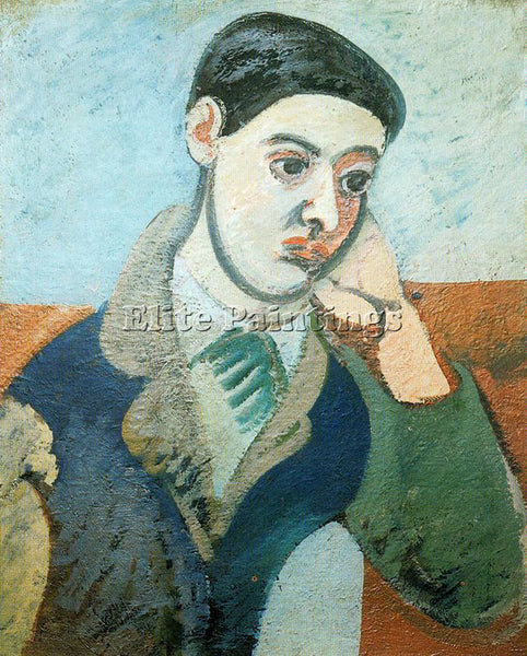 ARSHILE GORKY GORK12 ARTIST PAINTING REPRODUCTION HANDMADE OIL CANVAS REPRO WALL