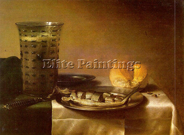 PIETER CLAESZ CLAE4 ARTIST PAINTING REPRODUCTION HANDMADE CANVAS REPRO WALL DECO