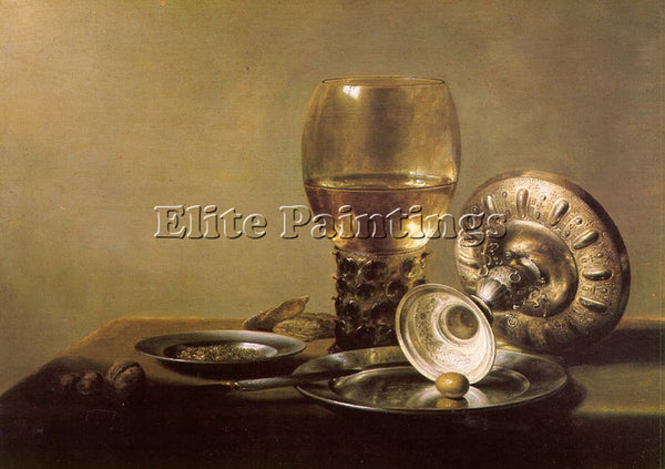 PIETER CLAESZ CLAE5 ARTIST PAINTING REPRODUCTION HANDMADE CANVAS REPRO WALL DECO