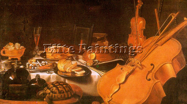 PIETER CLAESZ CLAE6 ARTIST PAINTING REPRODUCTION HANDMADE CANVAS REPRO WALL DECO