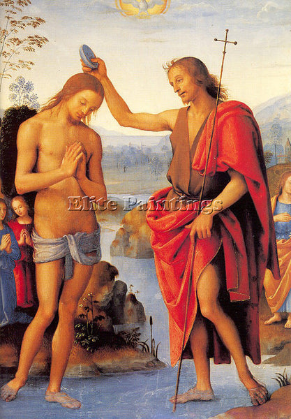PIETRO VANNUCCI PERUGINO17 ARTIST PAINTING REPRODUCTION HANDMADE OIL CANVAS DECO