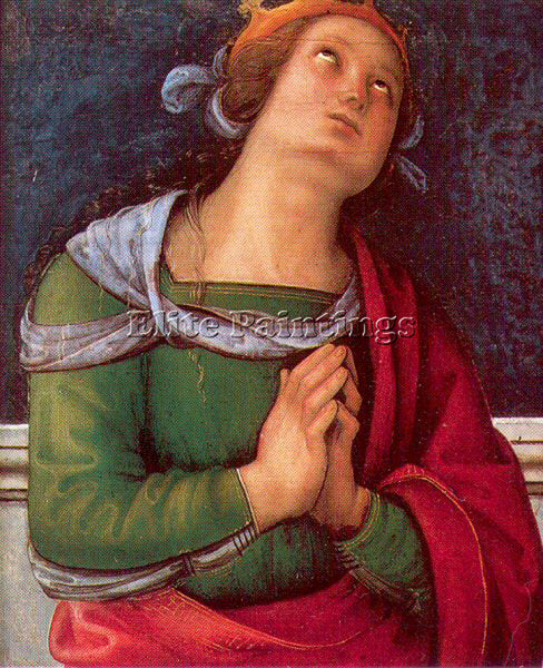 PIETRO VANNUCCI PERUGINO19 ARTIST PAINTING REPRODUCTION HANDMADE OIL CANVAS DECO