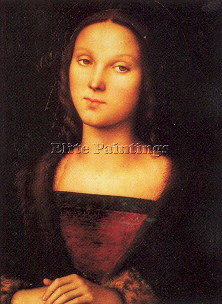 PIETRO VANNUCCI PERUGINO26 ARTIST PAINTING REPRODUCTION HANDMADE OIL CANVAS DECO