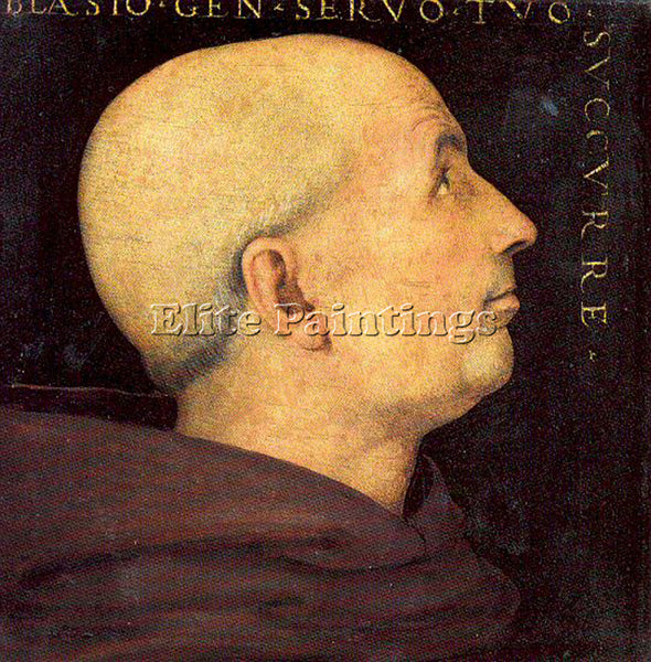 PIETRO VANNUCCI PERUGINO29 ARTIST PAINTING REPRODUCTION HANDMADE OIL CANVAS DECO
