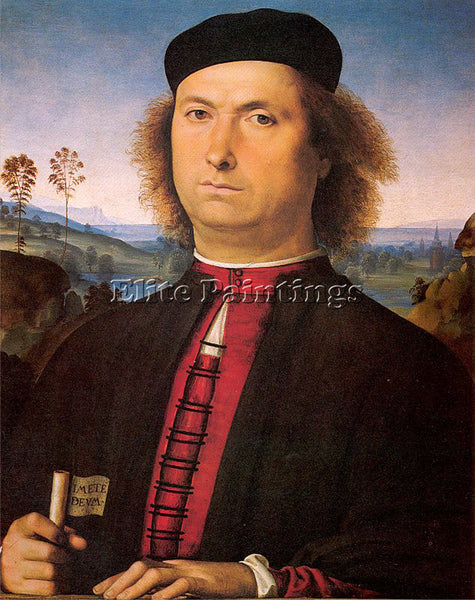 PIETRO VANNUCCI PERUGINO7 ARTIST PAINTING REPRODUCTION HANDMADE OIL CANVAS REPRO