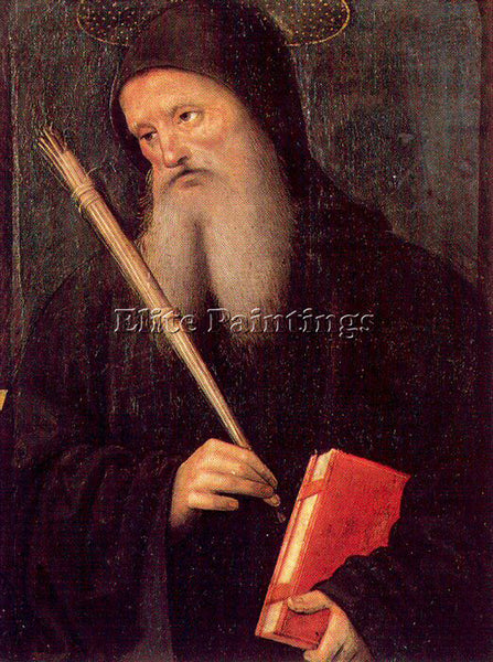 PIETRO VANNUCCI PERUGINO ARTIST PAINTING REPRODUCTION HANDMADE CANVAS REPRO WALL