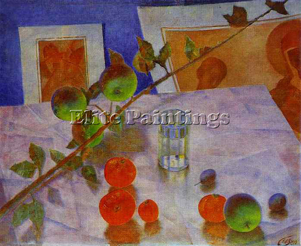 PETROV-VODKIN KUZMA PZ13 ARTIST PAINTING REPRODUCTION HANDMADE CANVAS REPRO WALL