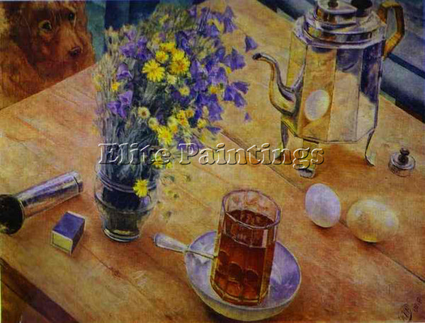 PETROV-VODKIN KUZMA PZ14 ARTIST PAINTING REPRODUCTION HANDMADE CANVAS REPRO WALL