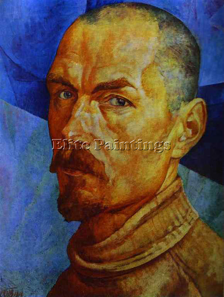 PETROV-VODKIN KUZMA PZ1 ARTIST PAINTING REPRODUCTION HANDMADE CANVAS REPRO WALL