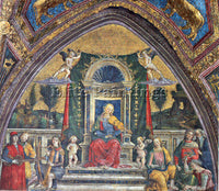 PINTURICCHIO BERNARDINO DI BETTO PINTU13 ARTIST PAINTING REPRODUCTION HANDMADE
