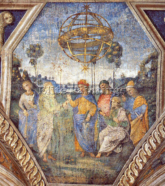 PINTURICCHIO BERNARDINO DI BETTO PINTU16 ARTIST PAINTING REPRODUCTION HANDMADE