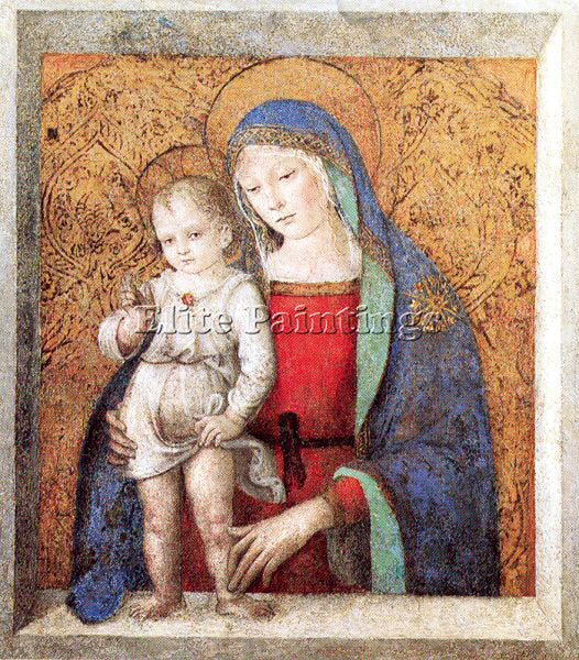PINTURICCHIO BERNARDINO DI BETTO PINTU20 ARTIST PAINTING REPRODUCTION HANDMADE