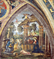 PINTURICCHIO BERNARDINO DI BETTO PINTU22 ARTIST PAINTING REPRODUCTION HANDMADE