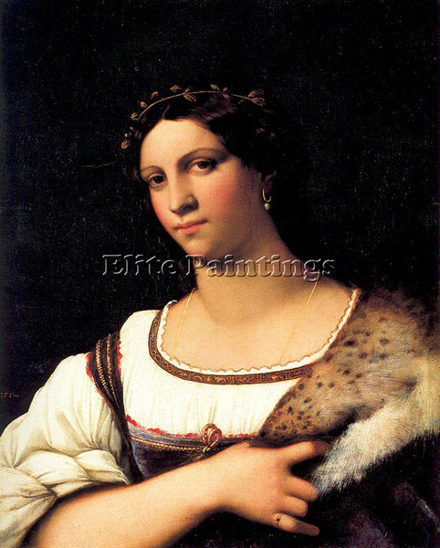 SEBASTIANO DEL PIOMBO PIOM15 ARTIST PAINTING REPRODUCTION HANDMADE CANVAS REPRO