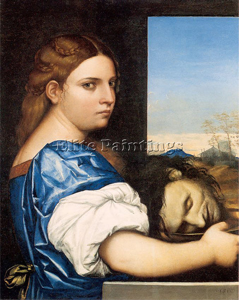 SEBASTIANO DEL PIOMBO PIOM4 ARTIST PAINTING REPRODUCTION HANDMADE OIL CANVAS ART