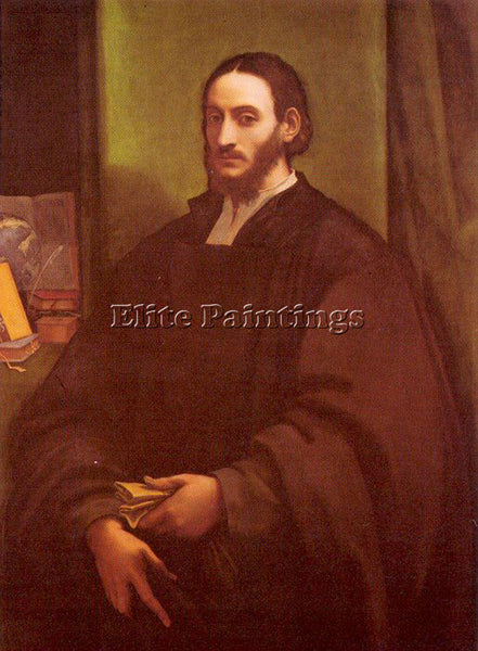 SEBASTIANO DEL PIOMBO PIOM9 ARTIST PAINTING REPRODUCTION HANDMADE OIL CANVAS ART
