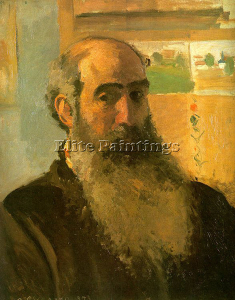 CAMILLE PISSARRO PISS11 ARTIST PAINTING REPRODUCTION HANDMADE CANVAS REPRO WALL