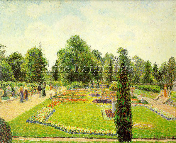 CAMILLE PISSARRO PISS18 ARTIST PAINTING REPRODUCTION HANDMADE CANVAS REPRO WALL