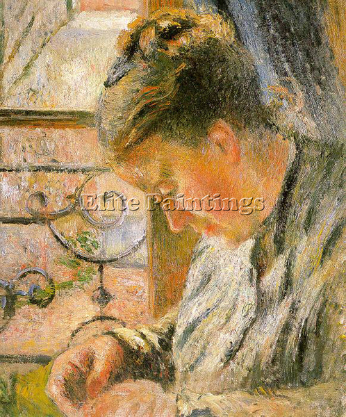 CAMILLE PISSARRO PISS6 ARTIST PAINTING REPRODUCTION HANDMADE CANVAS REPRO WALL