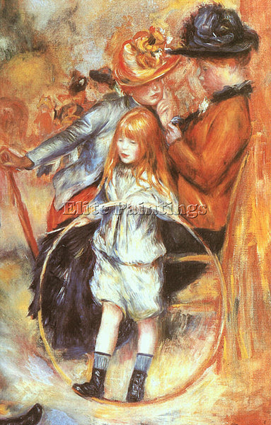 PIERRE AUGUSTE RENOIR REN61 ARTIST PAINTING REPRODUCTION HANDMADE OIL CANVAS ART