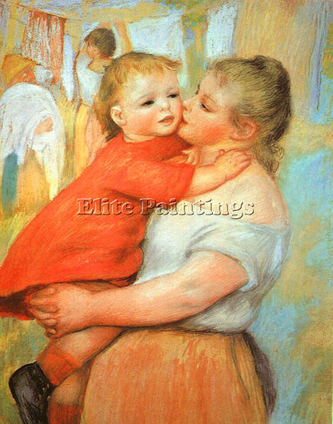 PIERRE AUGUSTE RENOIR REN62 ARTIST PAINTING REPRODUCTION HANDMADE OIL CANVAS ART