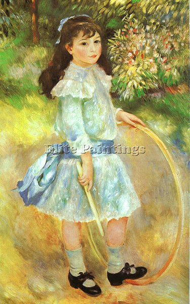 PIERRE AUGUSTE RENOIR REN63 ARTIST PAINTING REPRODUCTION HANDMADE OIL CANVAS ART