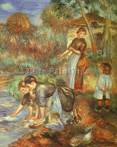 PIERRE AUGUSTE RENOIR REN65 ARTIST PAINTING REPRODUCTION HANDMADE OIL CANVAS ART