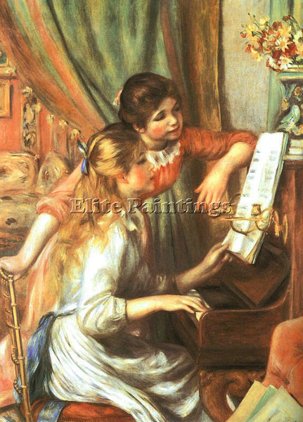 PIERRE AUGUSTE RENOIR REN67 ARTIST PAINTING REPRODUCTION HANDMADE OIL CANVAS ART